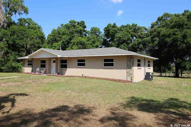 26730 SW 127TH Avenue, Newberry, FL 32669 (MLS #443340) :: Rabell Realty Group
