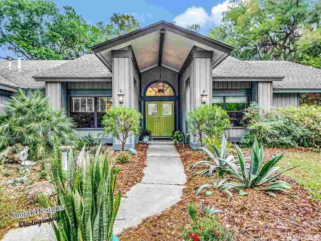 4420 NW 10th Place, Gainesville, FL 32605 (MLS #443342) :: Abraham Agape Group