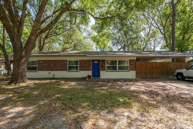 3046 NW 52ND Place, Gainesville, FL 32605 (MLS #443405) :: The Curlings Group