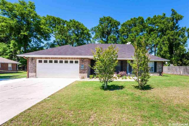 25714 SW 21st Place, Newberry, FL 32669 (MLS #443429) :: Rabell Realty Group