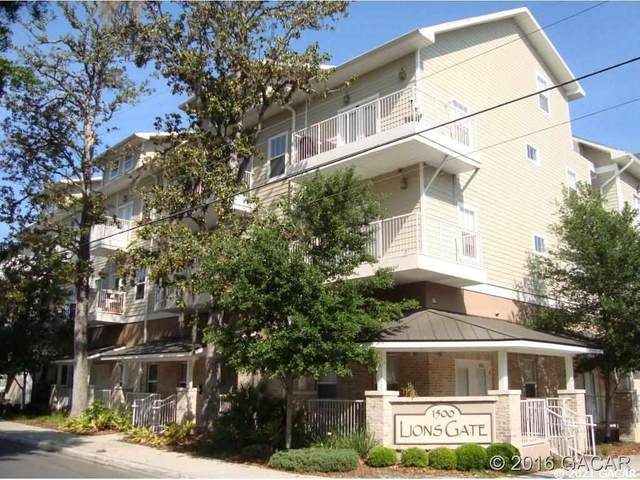 1500 NW 4th Avenue #102, Gainesville, FL 32603 (MLS #443436) :: The Curlings Group