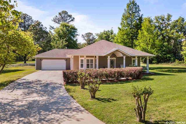14516 NW 148 Street, Alachua, FL 32615 (MLS #443453) :: Rabell Realty Group