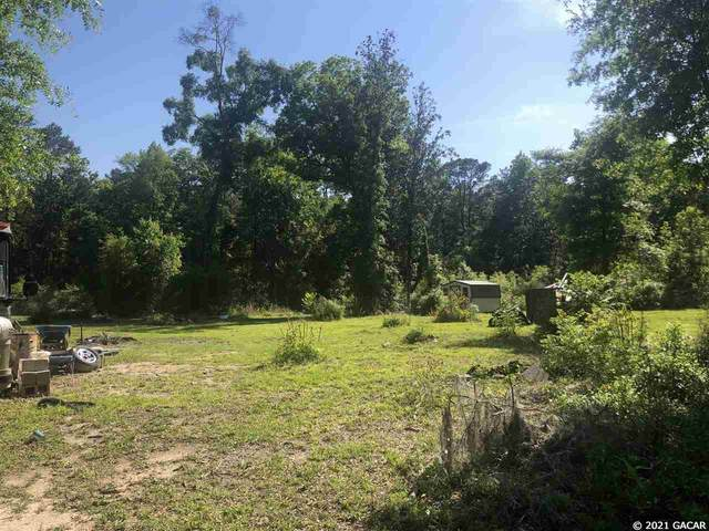 3691 SW 99th Avenue, Lake Butler, FL 32054 (MLS #443459) :: The Curlings Group