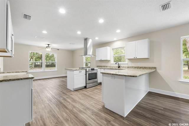 574 SE 2nd Avenue, Melrose, FL 32666 (MLS #443468) :: Better Homes & Gardens Real Estate Thomas Group