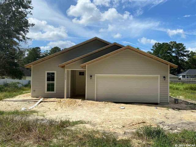 15714 NW 135TH Terrace, Alachua, FL 32615 (MLS #443477) :: Rabell Realty Group
