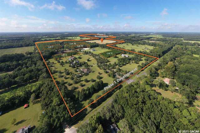 1835 SW 188TH Street, Newberry, FL 32669 (MLS #443486) :: The Curlings Group