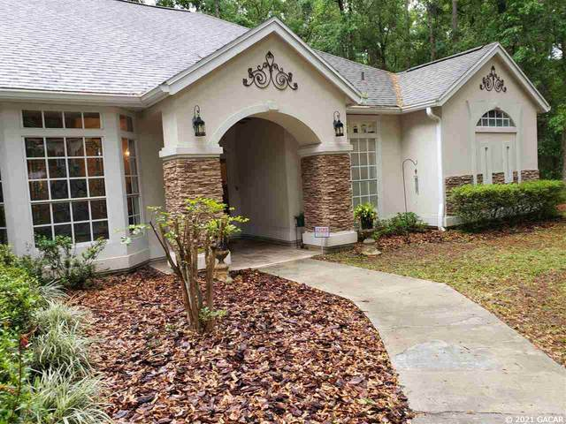 4806 SW 95th Terrace, Gainesville, FL 32608 (MLS #443505) :: Better Homes & Gardens Real Estate Thomas Group