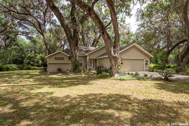 6505 SW 135TH Place, Archer, FL 32618 (MLS #443528) :: The Curlings Group