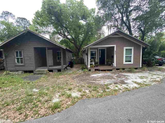 807 & 809 SE 6TH Avenue, Gainesville, FL 32601 (MLS #443531) :: Rabell Realty Group