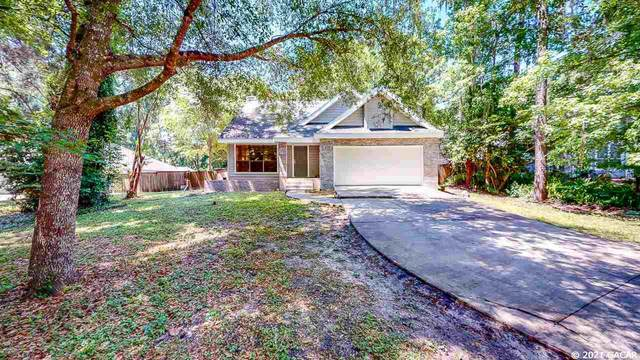 4120 NW 64th Street, Gainesville, FL 32606 (MLS #443537) :: The Curlings Group