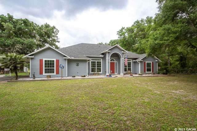 10 NE Ishie Avenue, Bronson, FL 32621 (MLS #443552) :: Better Homes & Gardens Real Estate Thomas Group