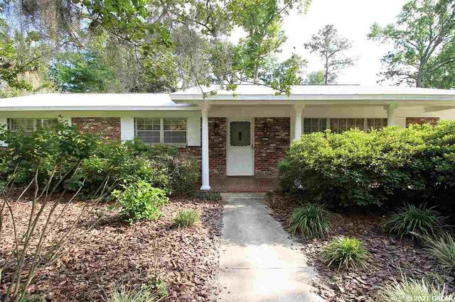 4421 NW 15TH Place, Gainesville, FL 32605 (MLS #443558) :: Abraham Agape Group