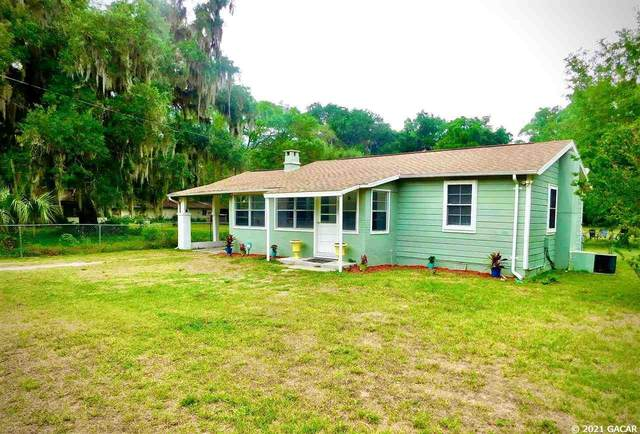 5689 NW 191ST Place, Orange Lake, FL 32686 (MLS #443576) :: The Curlings Group