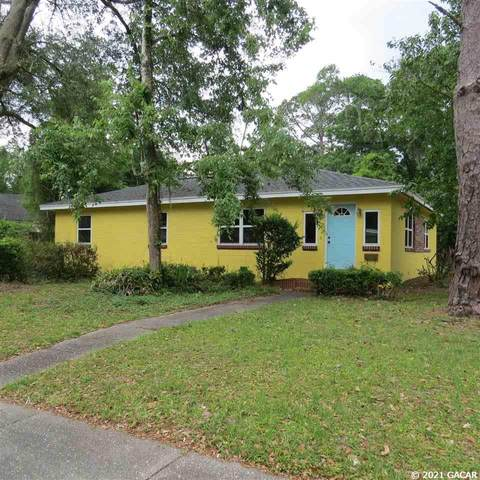 826 NE 9th Street, Gainesville, FL 32601 (MLS #443597) :: Rabell Realty Group