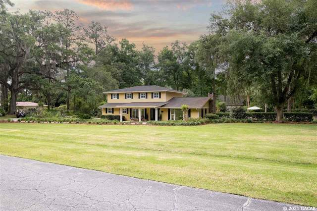 7615 SW 36th Avenue, Gainesville, FL 32608 (MLS #443603) :: Better Homes & Gardens Real Estate Thomas Group