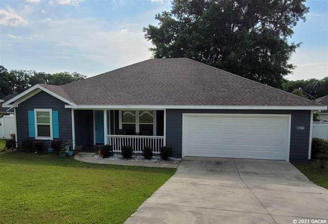 15508 NW 135 Terrace, Alachua, FL 32615 (MLS #443609) :: Better Homes & Gardens Real Estate Thomas Group