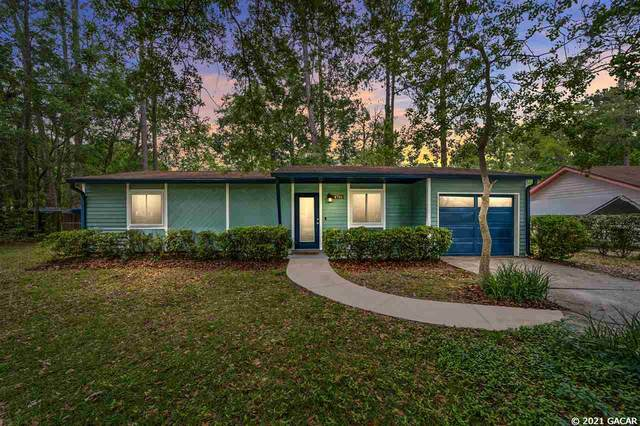4716 NW 27TH Terrace, Gainesville, FL 32605 (MLS #443615) :: The Curlings Group