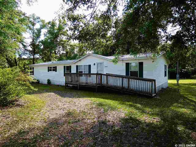 15506 SW 149TH Place, Archer, FL 32618 (MLS #443624) :: The Curlings Group