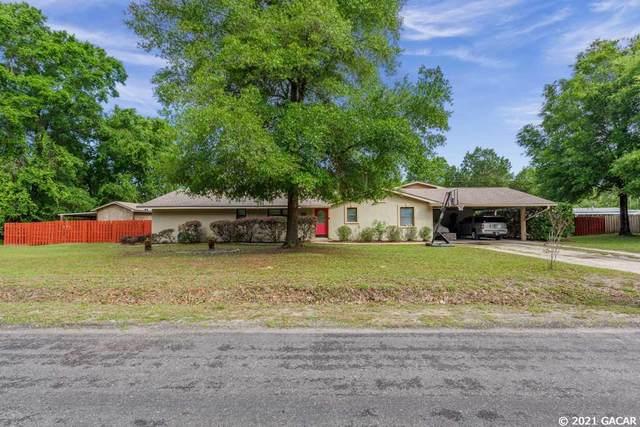 483 SE 42nd Street, Keystone Heights, FL 32656 (MLS #443660) :: Abraham Agape Group