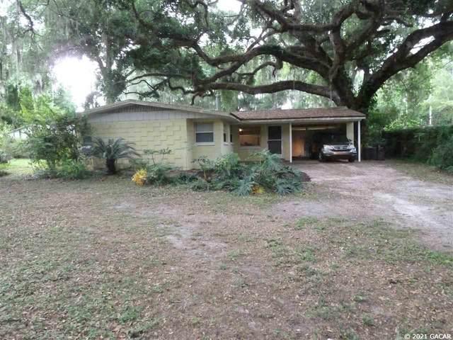 240 SE 74th Street, Gainesville, FL 32641 (MLS #443661) :: Better Homes & Gardens Real Estate Thomas Group