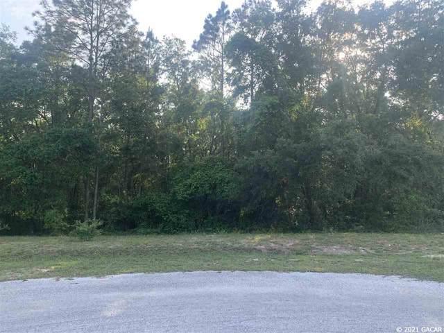 Lot 6 Deer Trail Cir, Bronson, FL 32621 (MLS #443685) :: Rabell Realty Group