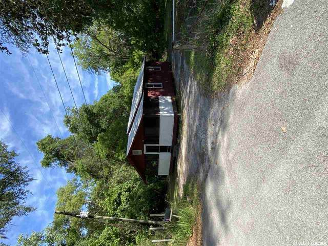 1821 SE 6th Avenue, Gainesville, FL 32641 (MLS #443752) :: Better Homes & Gardens Real Estate Thomas Group