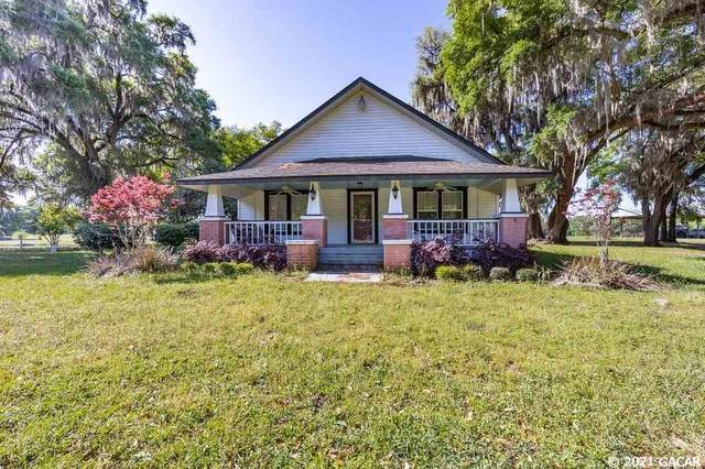 3113 W Sr-235, Lacrosse, FL 32658 (MLS #443785) :: The Curlings Group