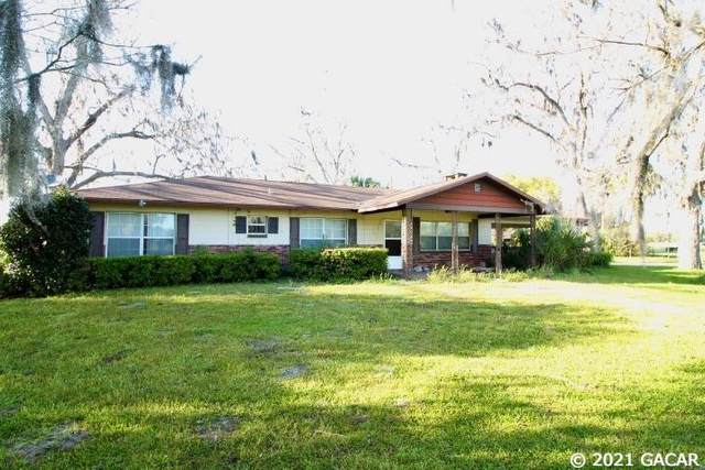 1470 SE 97th Trail, Trenton, FL 32693 (MLS #443795) :: Pepine Realty