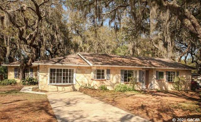 628 Bethel Drive Drive, Keystone Heights, FL 32656 (MLS #443802) :: Pepine Realty
