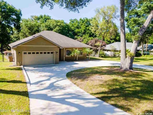 384 SE 28TH Loop, Melrose, FL 32666 (MLS #443922) :: Better Homes & Gardens Real Estate Thomas Group