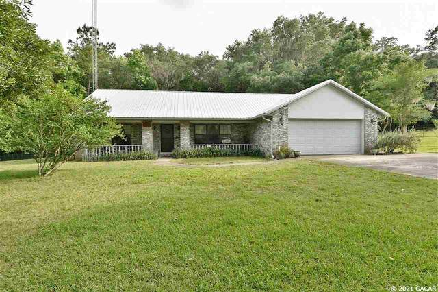 22051 NW 87th Avenue Road, Micanopy, FL 32667 (MLS #443933) :: Better Homes & Gardens Real Estate Thomas Group