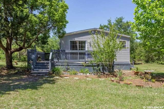 5356 Boondocks Road, Keystone Heights, FL 32656 (MLS #443946) :: Pepine Realty