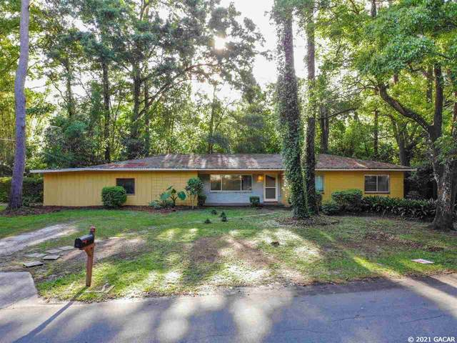 1231 NW 25TH Terrace, Gainesville, FL 32605 (MLS #443953) :: Better Homes & Gardens Real Estate Thomas Group