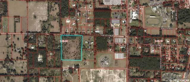 00 NE 35th Street, Williston, FL 32696 (MLS #443975) :: Rabell Realty Group