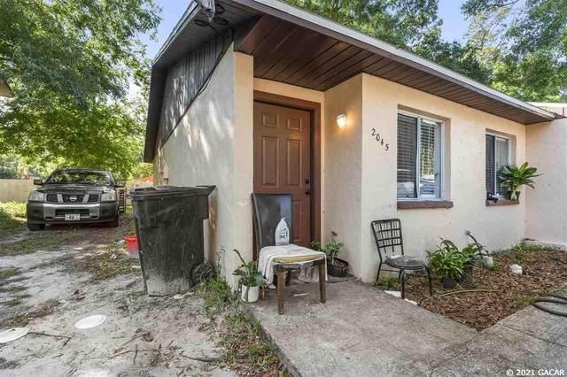 2045 SW 69 Drive, Gainesville, FL 32607 (MLS #443998) :: Pepine Realty