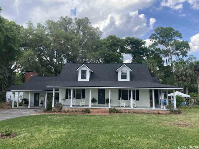 7518 NW 126th Avenue, Alachua, FL 32615 (MLS #444024) :: The Curlings Group