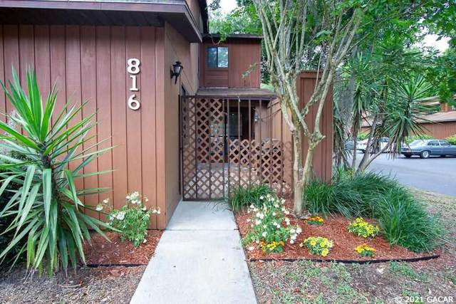 816 SW 58th Terrace, Gainesville, FL 32607 (MLS #444038) :: Rabell Realty Group