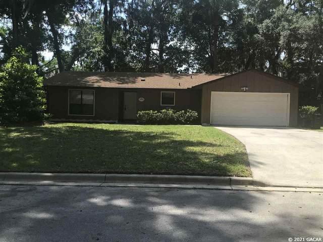 2000 SW 11th Terrace, Gainesville, FL 32609 (MLS #444039) :: Pepine Realty