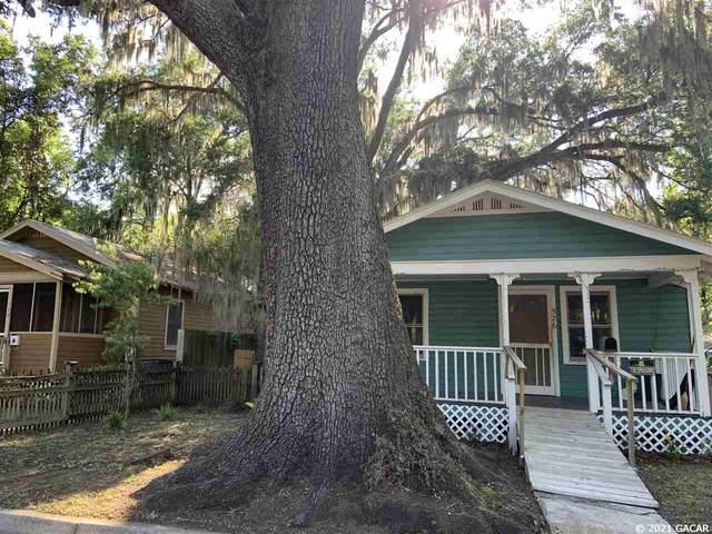 526 NW 3rd Street, Gainesville, FL 32601 (MLS #444061) :: Abraham Agape Group