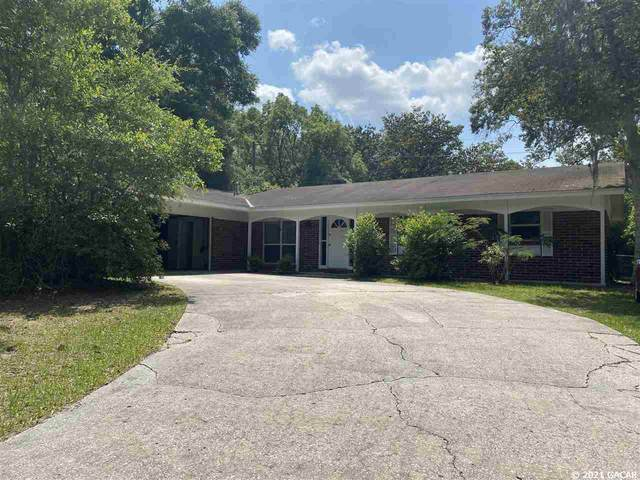 602 NW 34th Street, Gainesville, FL 32607 (MLS #444065) :: Better Homes & Gardens Real Estate Thomas Group