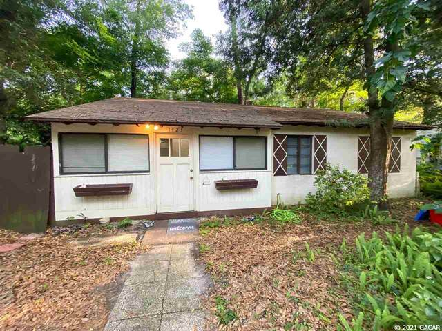 1423 NW 7th Avenue, Gainesville, FL 32603 (MLS #444076) :: Better Homes & Gardens Real Estate Thomas Group