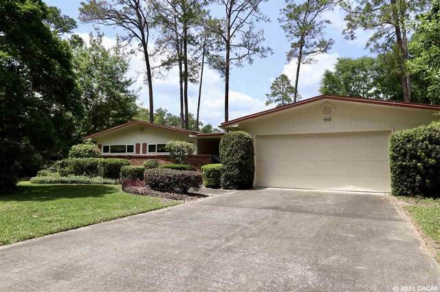 2214 NW 20TH Court, Gainesville, FL 32605 (MLS #444086) :: Better Homes & Gardens Real Estate Thomas Group