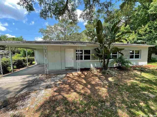 2418 NE 12 Street, Gainesville, FL 32609 (MLS #444089) :: Better Homes & Gardens Real Estate Thomas Group