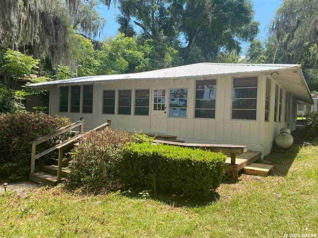 144 Lake Winnott Road, Hawthorne, FL 32640 (MLS #444105) :: Rabell Realty Group