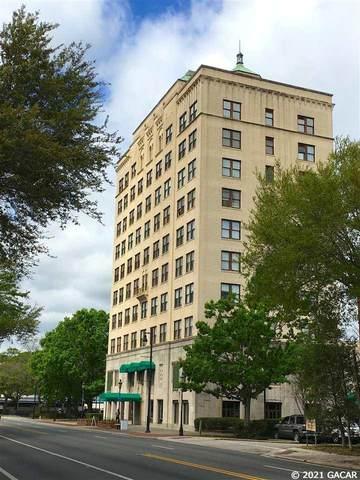 408 W University Avenue 9D, Gainesville, FL 32601 (MLS #444119) :: The Curlings Group
