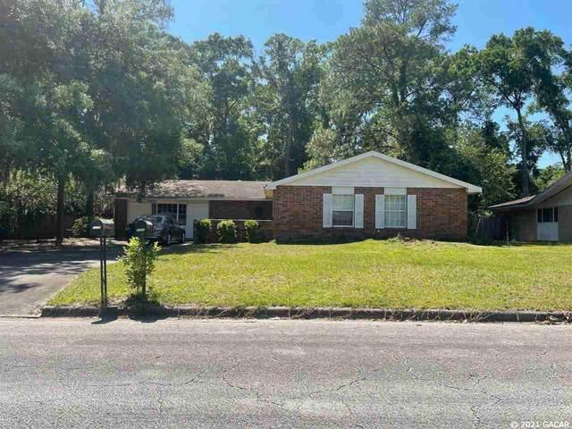 3324 NW 27 Terrace, Gainesville, FL 32605 (MLS #444129) :: Pepine Realty