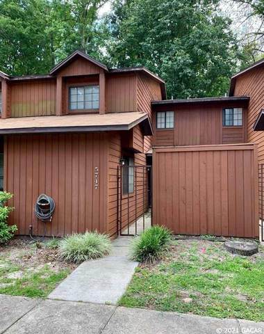 5747 SW 10TH Place, Gainesville, FL 32607 (MLS #444138) :: Rabell Realty Group