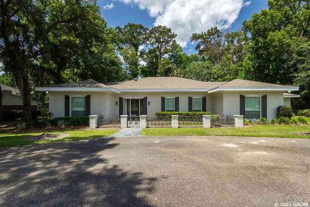 6006 SW 35th Way, Gainesville, FL 32608 (MLS #444159) :: The Curlings Group