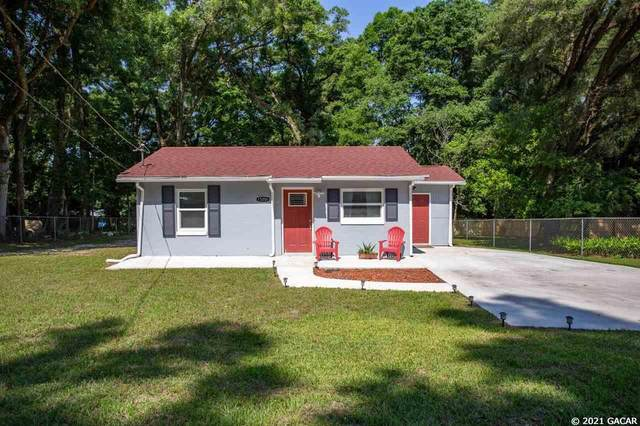 15206 NW 134th Terrace, Alachua, FL 32615 (MLS #444160) :: The Curlings Group