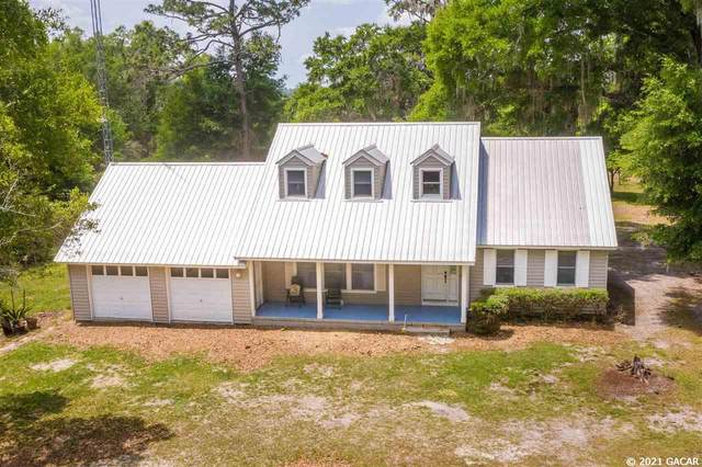 6695 NE Hwy 349, Old Town, FL 32680 (MLS #444165) :: Rabell Realty Group